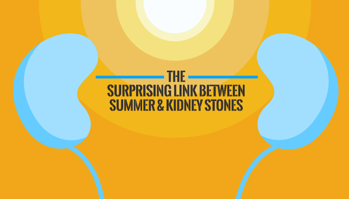 The Surprising Link Between Summer And Kidney Stones (Infographic)